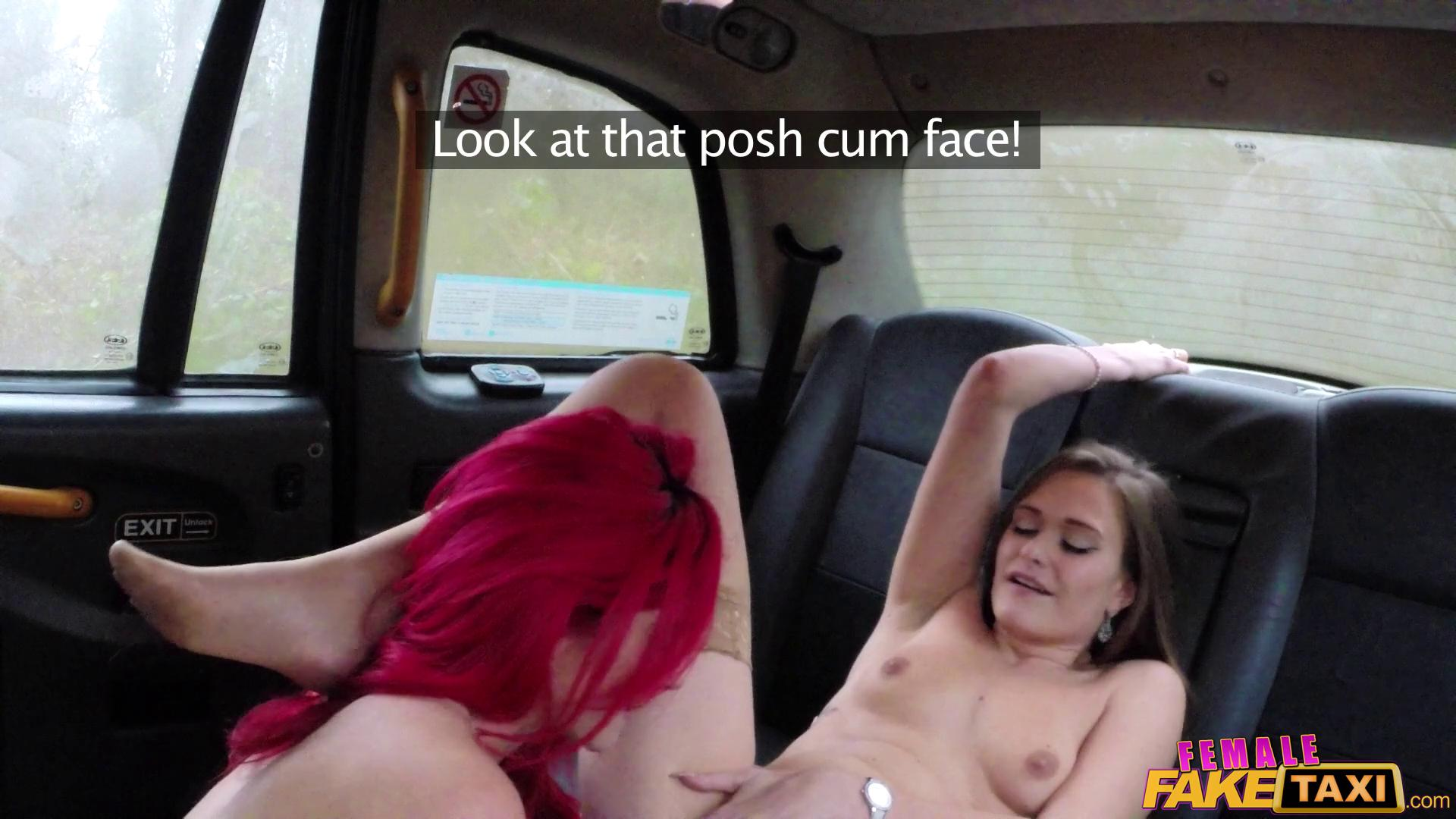FemaleFakeTaxi – Honour May And Roxi Keogh