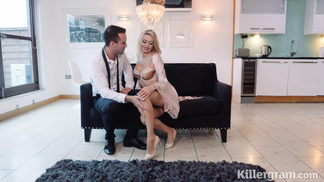 Killergram – Amber Jayne Somebodys Watching You