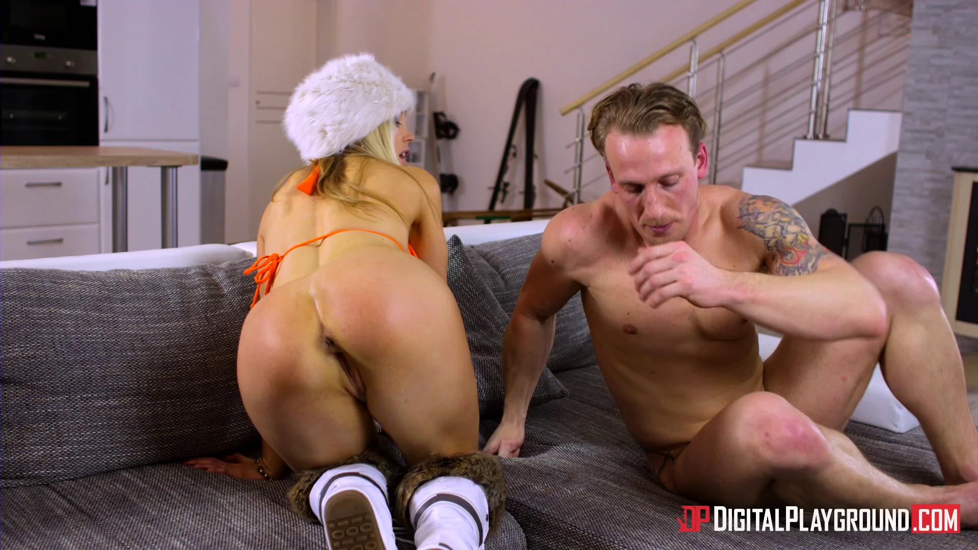 DigitalPlayground – Rebecca Moore Ski Bums Episode 2