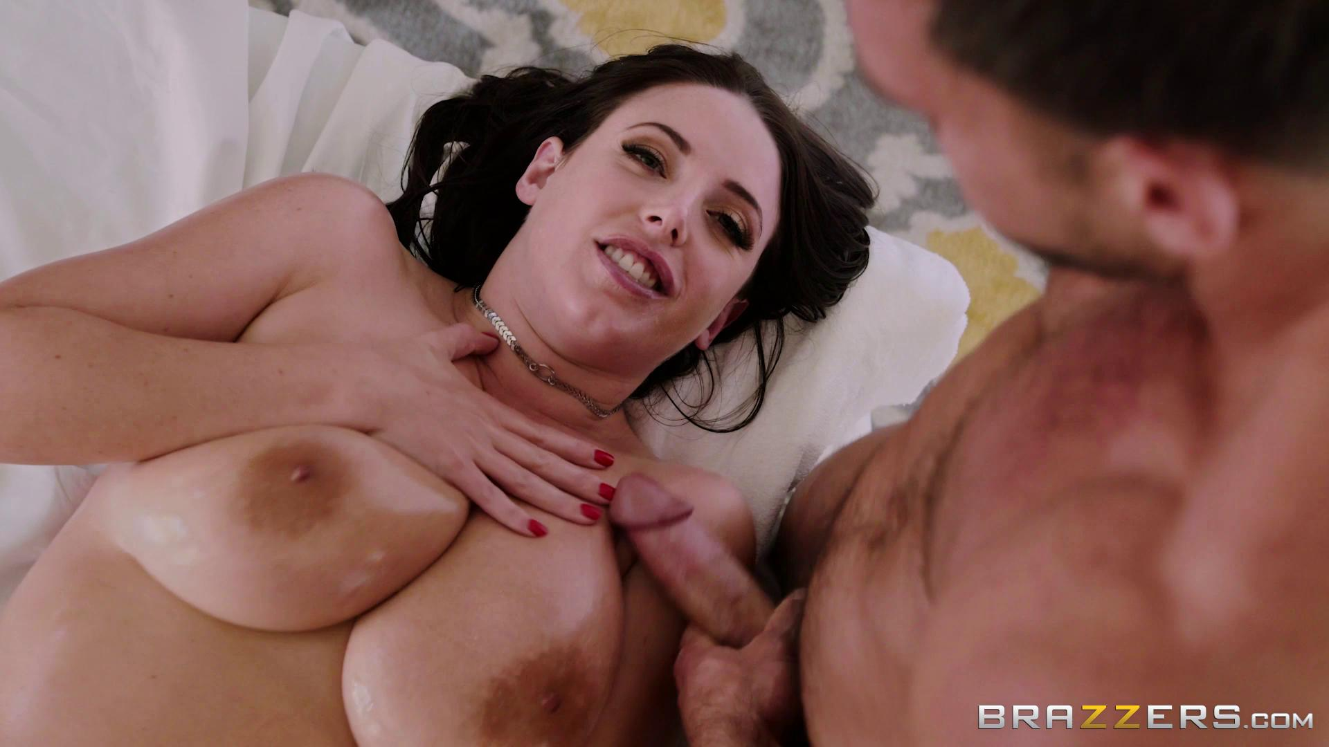 DirtyMasseur – Angela White The Wrong Massage Feels So Right