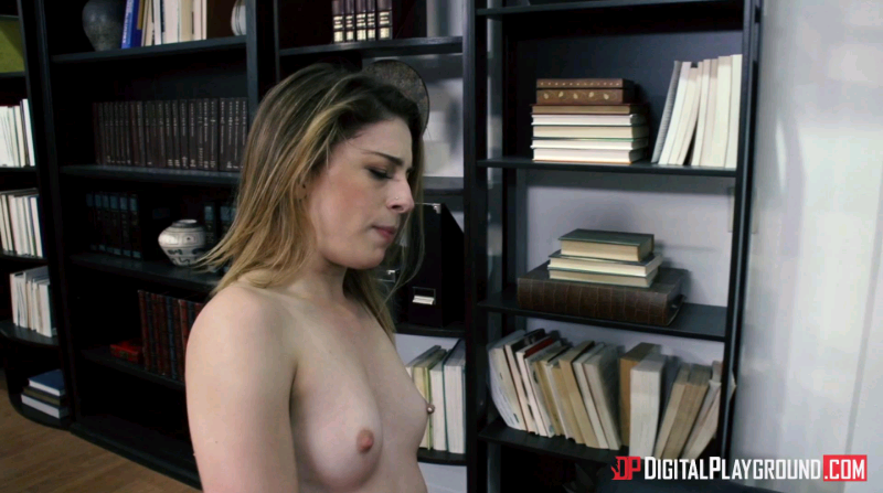 DigitalPlayground – Kristen Scott Stuffing The Student