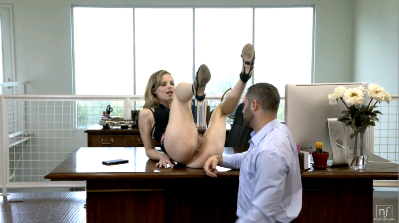 NubileFilms – Jillian Janson Office Rumors