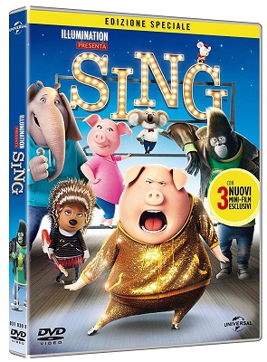 Sing (2016) DVD5 Compresso Ita Sub TRL