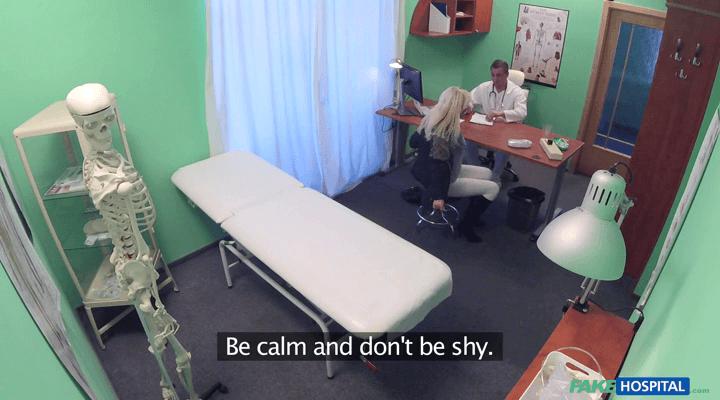 FakeHospital – Lucy Shine