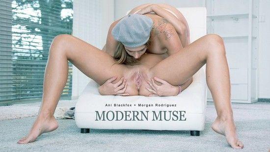 Babes – Modern Muse – Ani Blackfox, Morgan Rodriguez