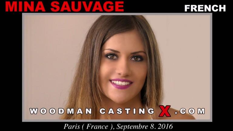 WoodmanCastingX – Mina Sauvage
