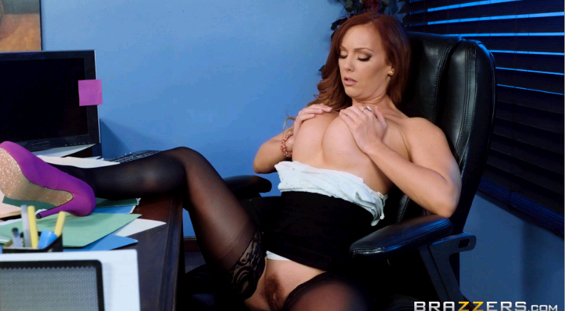BigTitsAtWork – Dani Jensen Underpaid Overworked And Completely Fucked