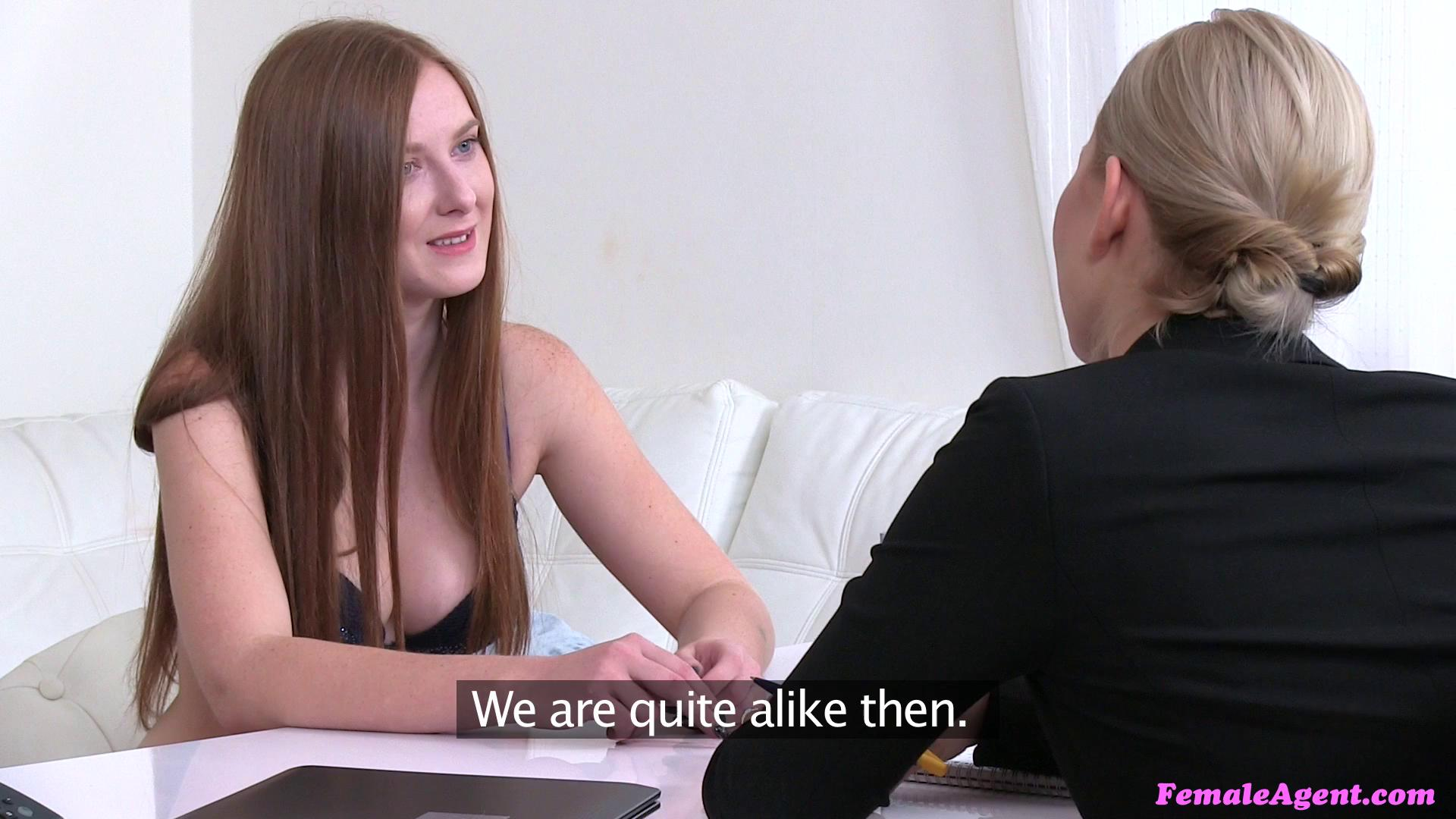 FemaleAgent – Linda Sweet And Tracy