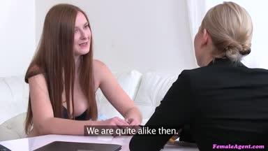 FemaleAgent E392 Linda Sweet And Tracy Online HD