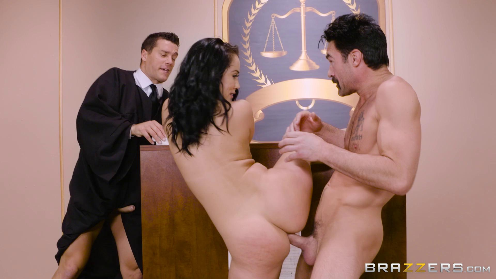 BigButtsLikeItBig – Kristina Rose Judge Jury And Double Penetrator