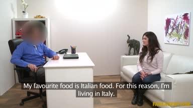 FakeAgent E555 Francesca Dicaprio – FakeAgent 17 04 25 Francesca Dicaprio