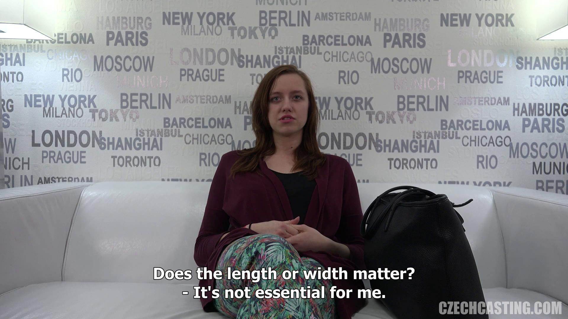CzechCasting – Zuzana 2494