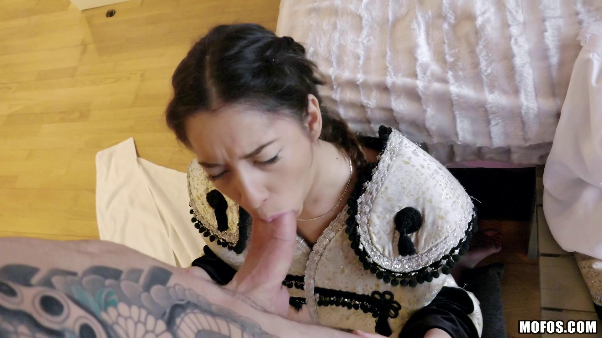 LatinaSexTapes – Angie White Bullfighter Fucks Brazilian Fan