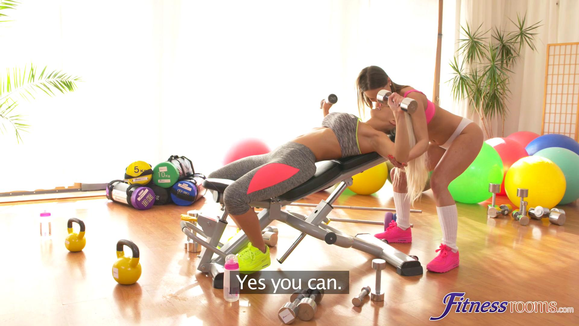 FitnessRooms – Barbara Bieber And Blanche Bradburry