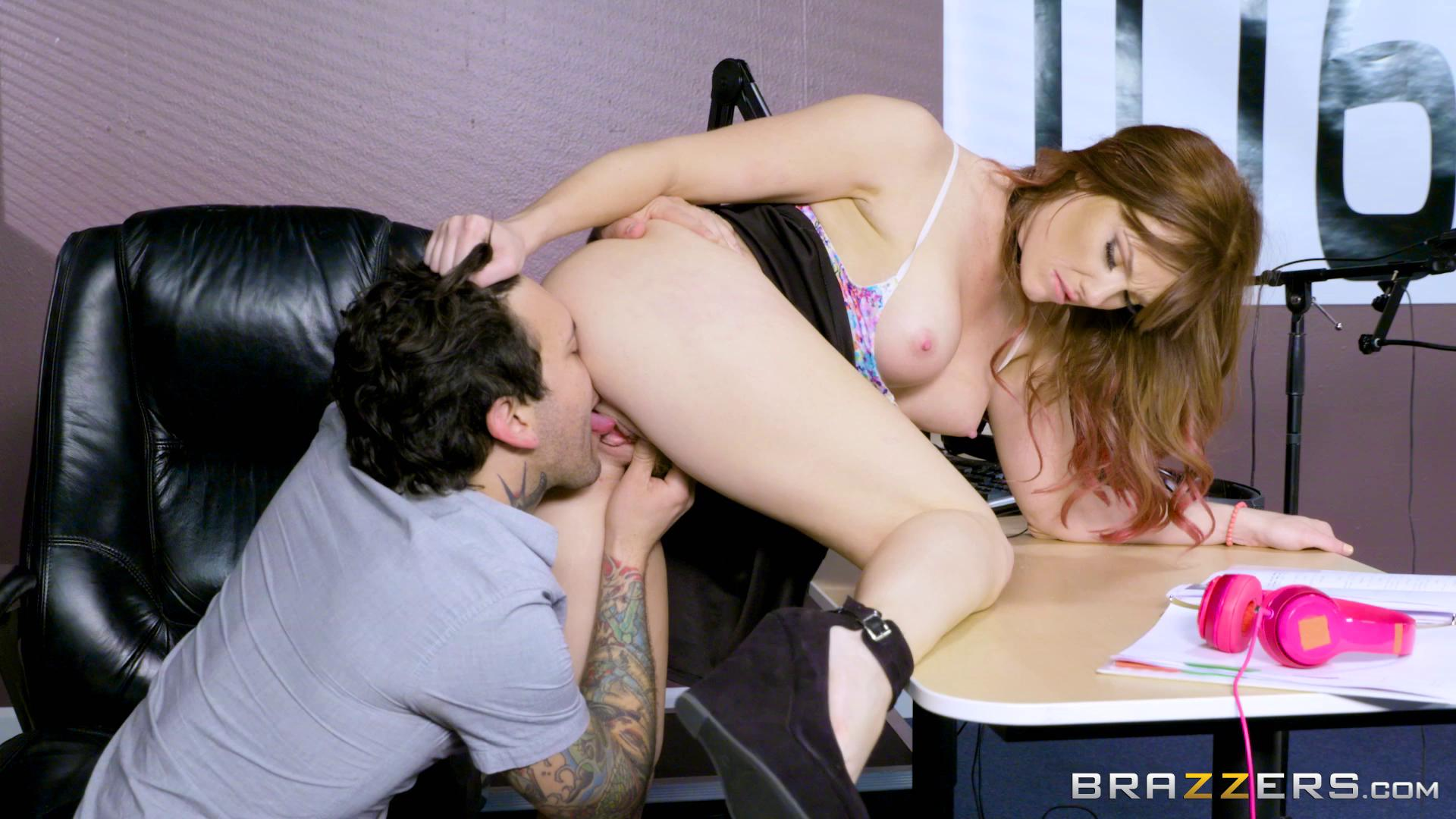 BrazzersExxtra – Dani Jensen Affair On The Air