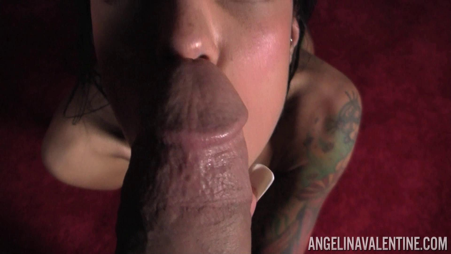 PornstarPlatinum – Angelina Valentine Hot Fucking Hardcore POV