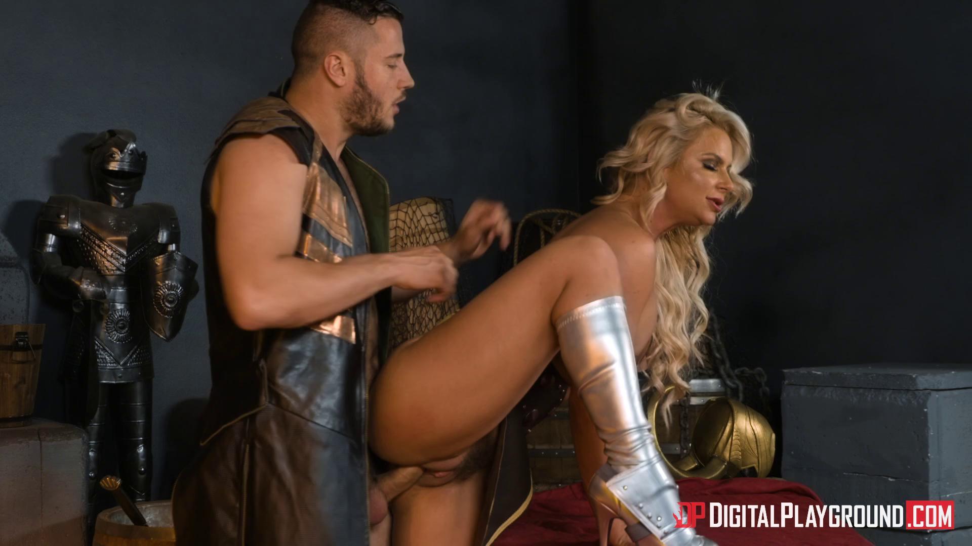 DigitalPlayground – Phoenix Marie Whor Godess Of Thunder A DP