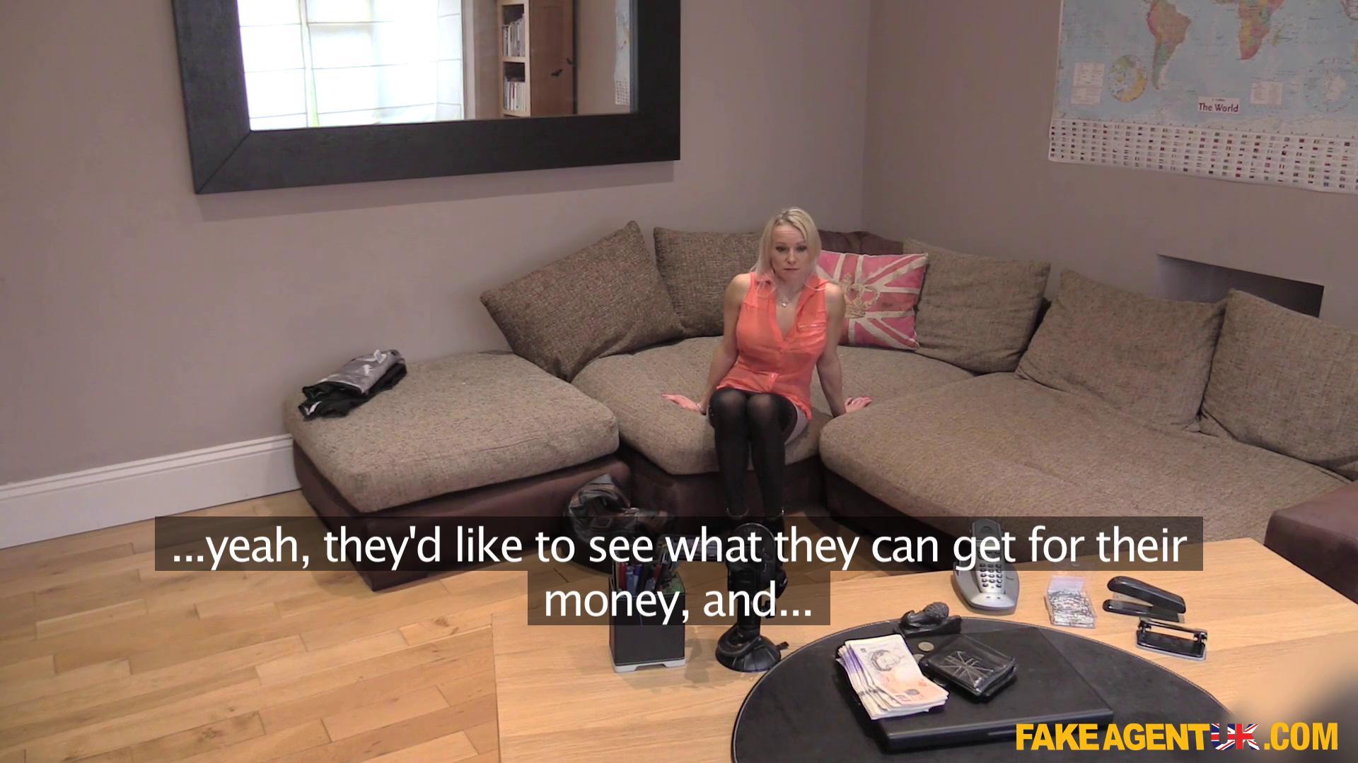 FakeAgentUK – Tara Spades