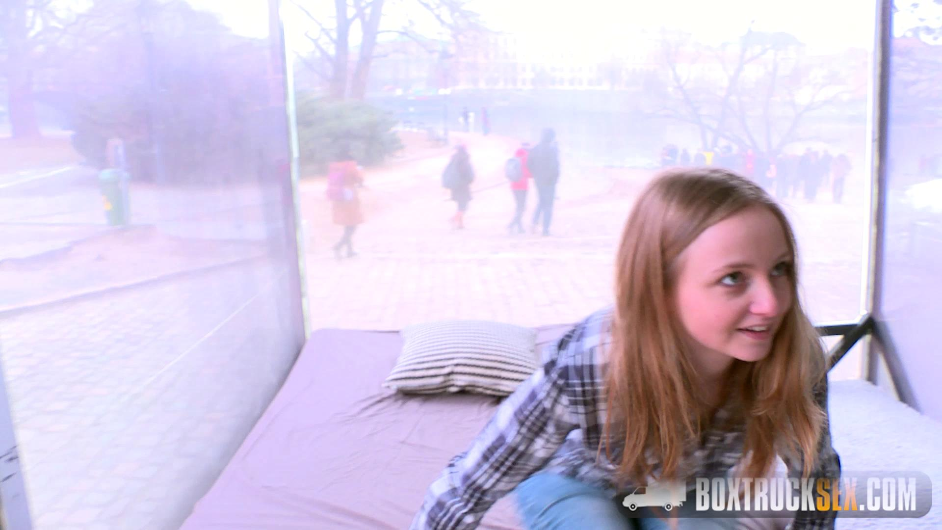 BoxTruckSex – Angel Wicky And Lady Bug X
