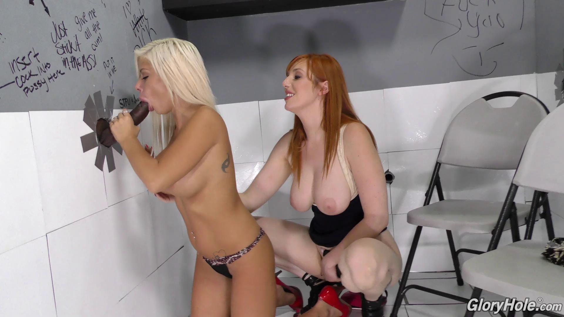 GloryHole – Lauren Phillips And Sara St Clair