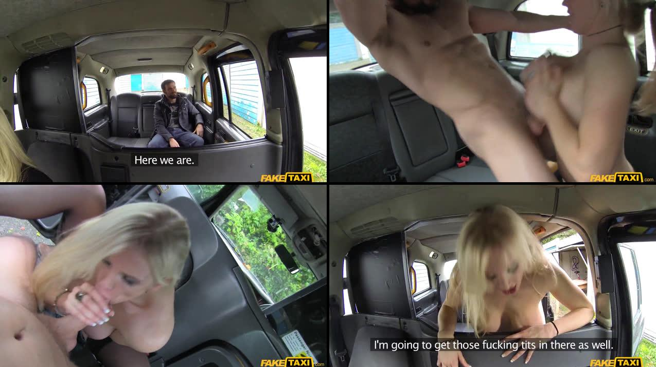 FakeTaxi – Rebecca More – Marine Gives Driver a Good Fuck
