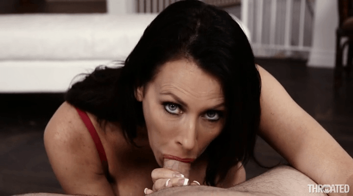 Throated – Regan Foxx