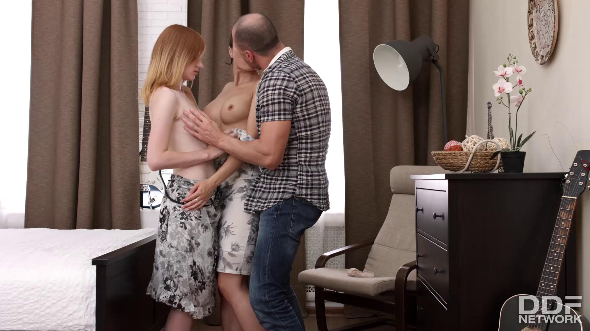 EuroTeenErotica – Anna And Aurelly Rebel