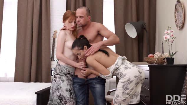 EuroTeenErotica – Anna , Aurelly Rebel